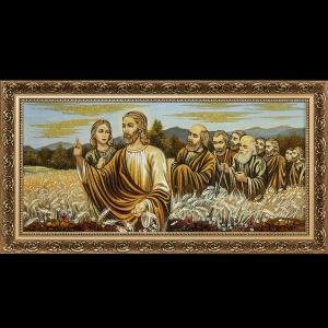 Пути Господни - неисповедимы... Верь в Господа Иисуса Христа - и спасёшсься ты и дом твой.. (изготовление картин и икон большого размера в Киеве).