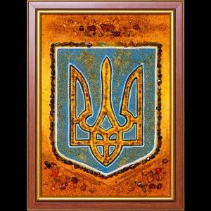 Картина герб Украины
