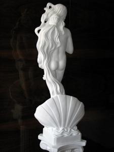 Статуя из гипса