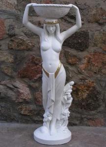 Скульптура в интерьере