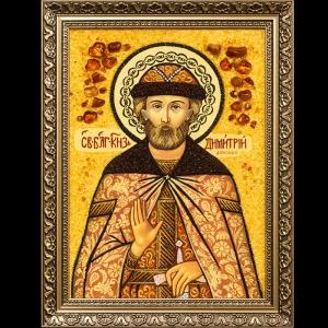 Икона Св. Дмитрия