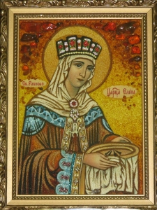 Икона Святой Царицы Елены