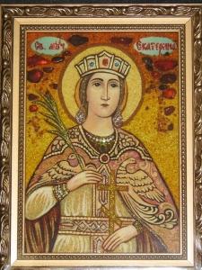 Икона Святой Екатерины