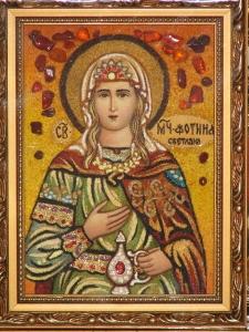 Икона Святой Светланы