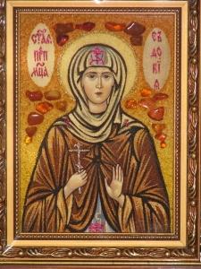 Икона Святой Евдокии