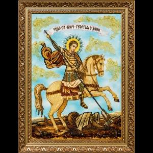 Икона Св. Георгий