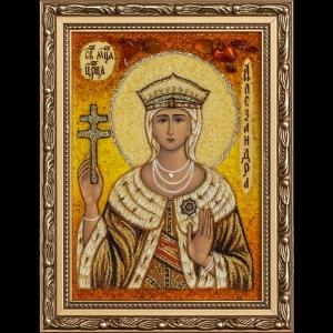 Икона Св. великомученицы Александры