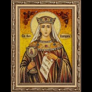 Икона Св. Варвары