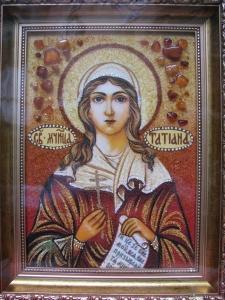 Икона Св. Татьяна