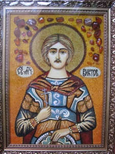 Икона Св. Виктор