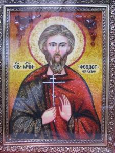 Икона Св. Феодот