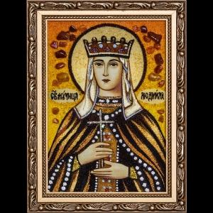 Икона Святой Людмилы