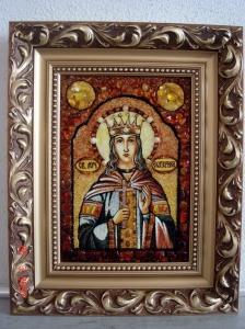Икона Св. Екатерина
