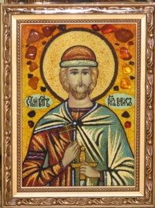 Икона Святого Бориса