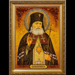 Икона святого Луки