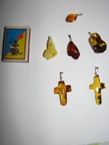 Продажа украшений из янтаря