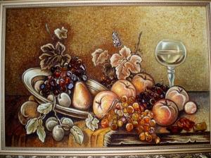 Натюрморты фрукты