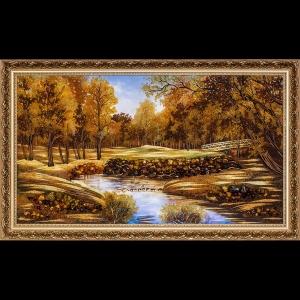 Картина Ручей в парке