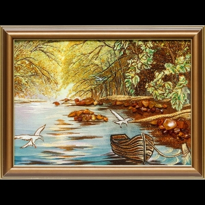 Картина чайки