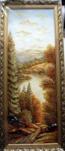 Панорамные картины. Пейзажи