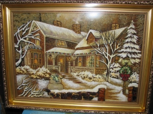 Картины зимы