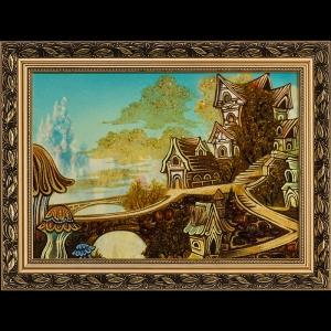 Картина Сказочный домик