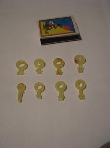 Сувениры из янтаря. Сувенир ключик.