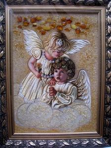Картины ангелочков