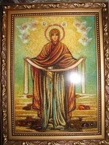 Пресвятая Богородица Покрова