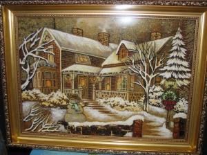 Картины к Рождеству