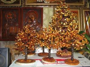 Деревья к Новому году