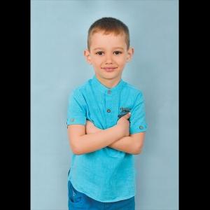 Фото мальчика для изготовления портрета