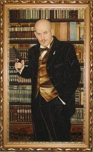 Портрет Олеся Бузины