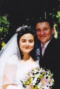 Венчальное фото