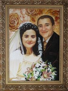 Венчальный портрет