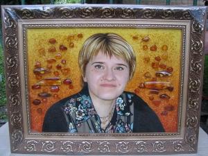 Изготовление портрета по фотографии